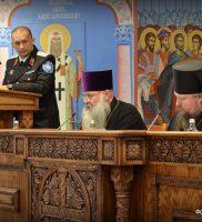 Семинар-совещание с казаками-наставниками и духовниками классов казачьей направленности. Войсковой собор, 14 декабря 2018 года