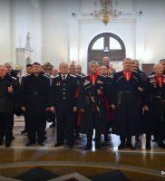 Благодарственный молебен казачества в Войсковом соборе Краснодара.