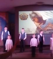 Музыкальное представление воспитанников воскресной школы