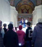 Божественная Литургия с участием детского хора нашего собора