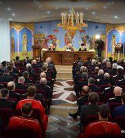 19 февраля 2019 года Малый Совет атаманов Кубанского войска впервые проходил под сводами Войскового собора