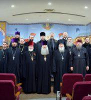 20 февраля состоялось собрание духовников Екатеринодарской и Кубанской епархии, окормляющих казачьи общества
