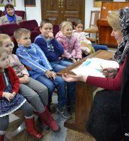 На светлый праздник Пасхи воспитанники Воскресной школы готовят для гостей много интересного!
