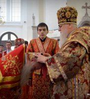 Богослужение при открытых Царских Вратах, как способ воцерковления и духовно-нравственного развития Кубанского казачества