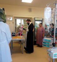 Сестричество возобновило воскресные дежурства в Детской краевой клинической больнице